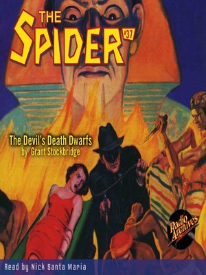 cover image of The Spider #37