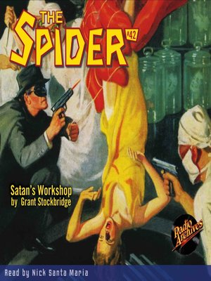 cover image of The Spider #42