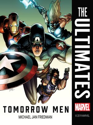 cover image of The Ultimates: Tomorrow Men
