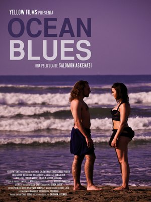 cover image of Ocean Blues