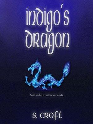 cover image of Indigo's Dragon
