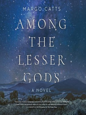 cover image of Among the Lesser Gods