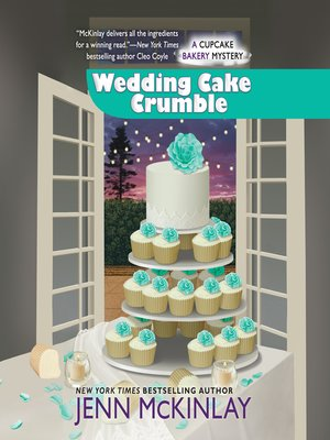 cover image of Wedding Cake Crumble