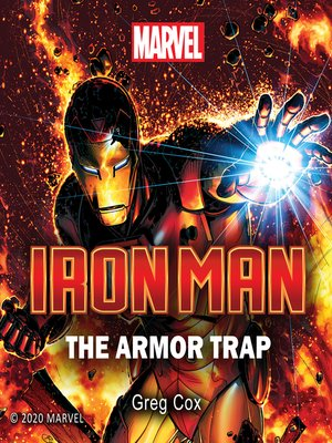 cover image of Iron Man: The Armor Trap