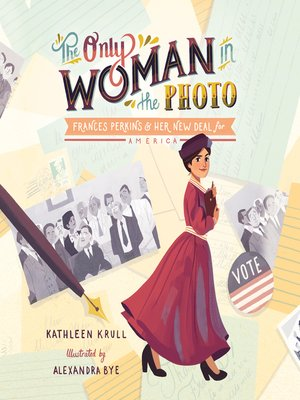 cover image of The Only Woman in the Photo