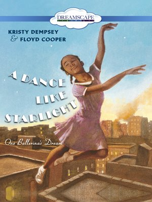 cover image of A Dance Like Starlight