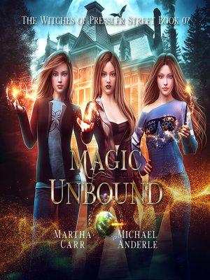 cover image of Magic Unbound