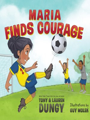 cover image of Maria Finds Courage