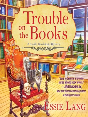 cover image of Trouble on the Books