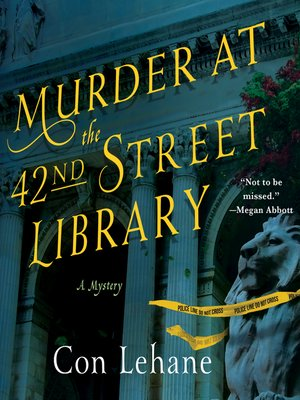 cover image of Murder at the 42nd Street Library