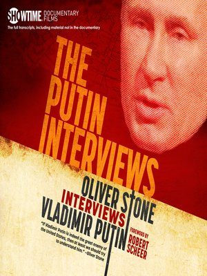 cover image of The Putin Interviews