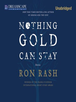 cover image of Nothing Gold Can Stay