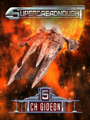 cover image of Superdreadnought 5
