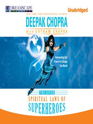 cover image of The Seven Spiritual Laws of Superheroes