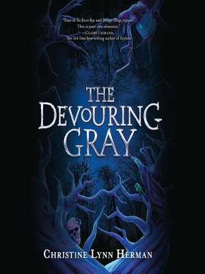 cover image of The Devouring Gray