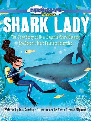 cover image of Shark Lady