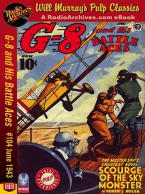 cover image of G-8 and His Battle Aces #104
