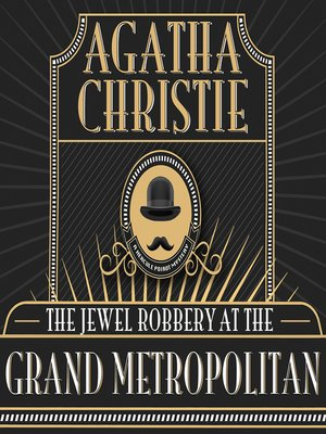 cover image of The Jewel Robbery at the Grand Metropolitan