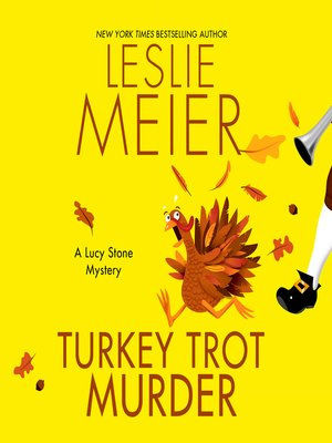 cover image of Turkey Trot Murder