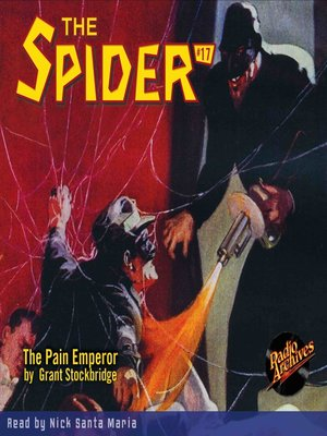 cover image of The Spider #17