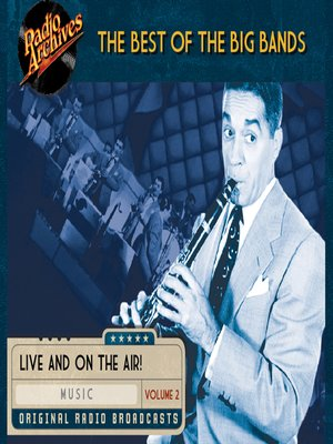 cover image of Best of the Big Bands, Volume 2