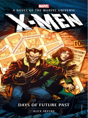 cover image of X-Men: Days of Future Past