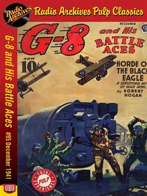 cover image of G-8 and His Battle Aces #95