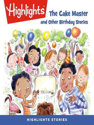 cover image of The Cake Master and Other Birthday Stories