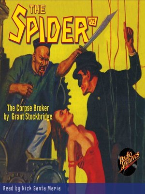 cover image of The Spider #72