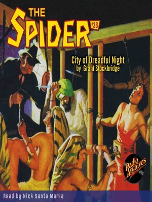cover image of The Spider #38