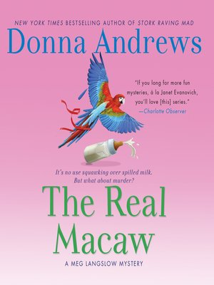 cover image of The Real Macaw