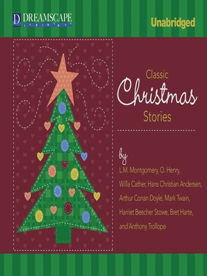 cover image of Classic Christmas Stories