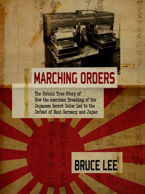 cover image of Marching Orders