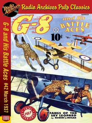 cover image of G-8 and His Battle Aces #42