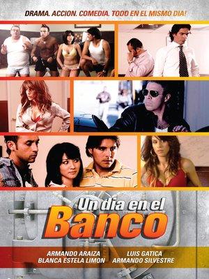 cover image of Un dia en el banco