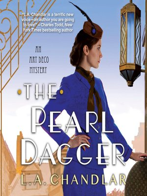 cover image of The Pearl Dagger