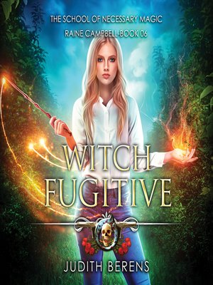 cover image of Witch Fugitive