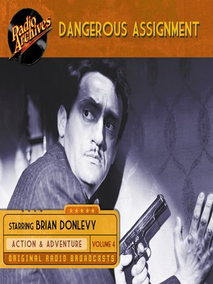 cover image of Dangerous Assignment, Volume 4