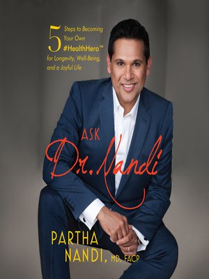 cover image of Ask Dr. Nandi