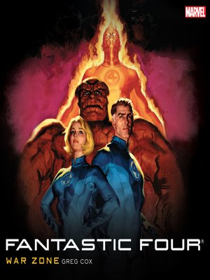 cover image of Fantastic Four: War Zone