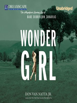 cover image of Wonder Girl