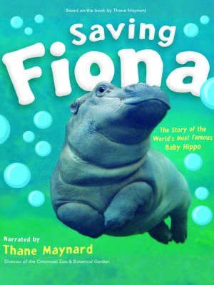 cover image of Saving Fiona