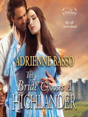 cover image of The Bride Chooses a Highlander