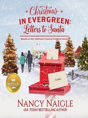 cover image of Christmas in Evergreen: Letters to Santa