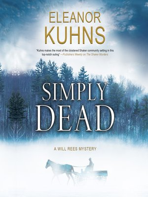 cover image of Simply Dead