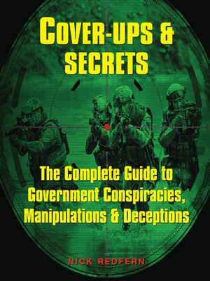 cover image of Cover-Ups & Secrets