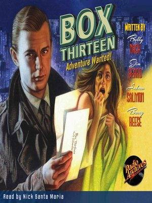 cover image of Box Thirteen