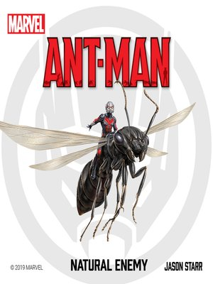 cover image of Ant-Man: Natural Enemy