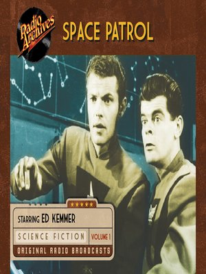 cover image of Space Patrol, Volume 1