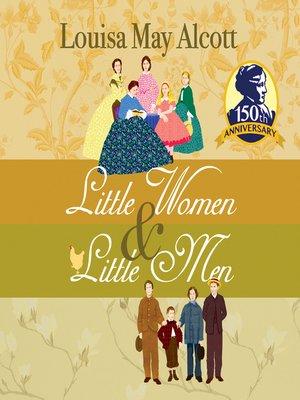 cover image of Little Women / Little Men